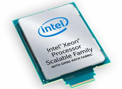 Intel presenta la familia de procesadores Xeon Scalable, que impulsarán una nueva generación de centros de datos e infrestructuras de red