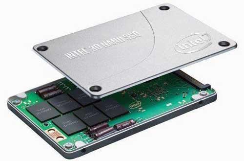 Intel transforma el almacenamiento SSD con tecnologías Optane y 3D NAND y nuevos formatos de las unidades