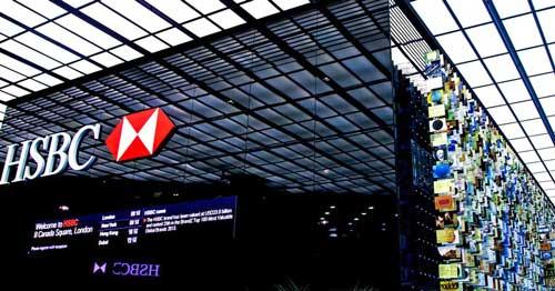 HSBC está actualmente usando la tecnología de IBM para analizar facturas en inglés de importación y exportación en diferentes mercados