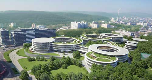 ESET invierte 100 millones de euros en un nuevo centro de ciberseguridad e I+D en Eslovaquia