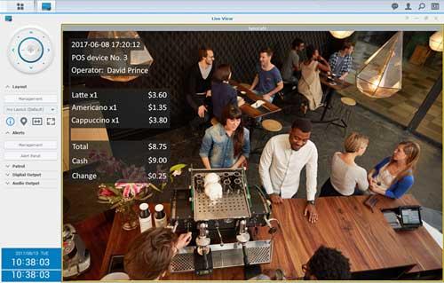 Synology lanza Surveillance Station 8.1: se integra con terminales de punto de venta y con cámaras de intercomunicación