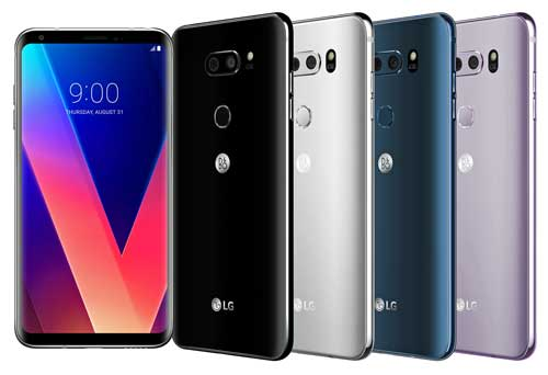 La gama LG V30, con amplias capacidades multimedia, impulsará la innovación en la industria del smartphone