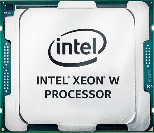 Los Intel Xeon Scalable y Xeon W logran rendimientos récord en estaciones de trabajo