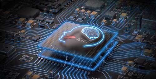 El chipset Kirin 970, fabricado con tecnología de 10nm, lleva una CPU de 8 núcleos, una GPU de 12 núcleos  e integra 5.500 millones de transistores