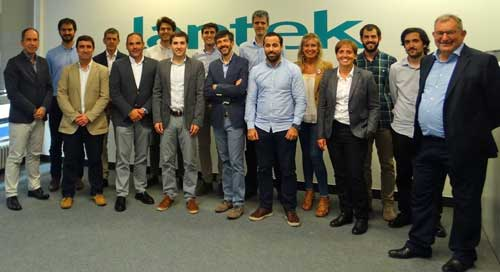 El equipo de Lantek BilbaoTech