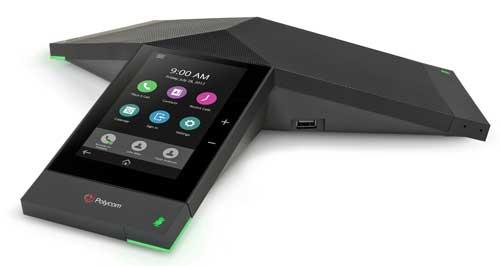 El nuevo Polycom Trio 8500 se presenta como la herramienta de comunicación perfecta para salas de conferencia de tamaño medio
