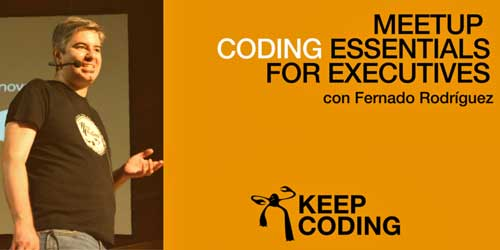 "Con ""Coding Essentials for Executives"", KeepCoding tiende un puente entre directivos y programadores"