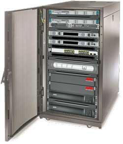 El Micro DC Xpress está disponible en 24U, 42U y en configuraciones personalizables