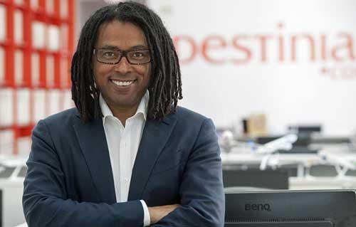 Amuda Goueli ha contado en el Talent Summit la historia de la agencia de viajes Destinia.com, que fundó en 2001
