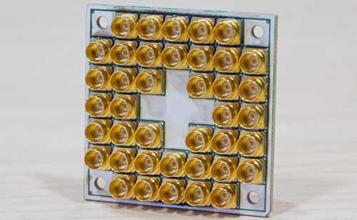 Computación cuántica: Intel fabrica para QuTech un chip superconductor de 17 qubits con empaquetado avanzado