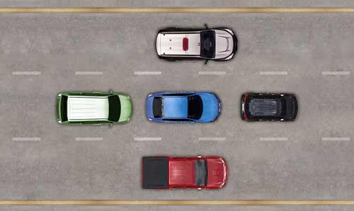 El RSS de Intel y Mobileye define un «estado seguro» en el que los vehículos autónomos no puedan ser causa de accidentes