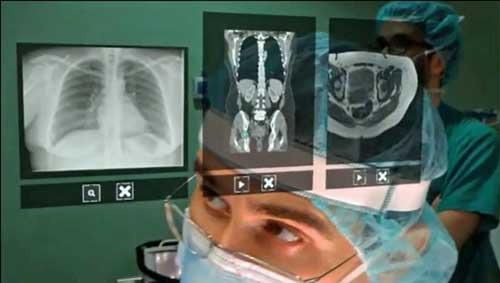 Un proyecto del Hospital Gregorio Marañón aplica la realidad mixta en una cirugía real