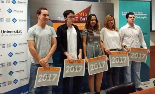 IECISA y la Universitat Illes Balears entregan los Premios TalenTIC a la innovación