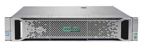 Hybrid Cloud in a Box se basa en la solución hiperconvergente HPE SimpliVity 380, que proporciona la infraestructura privada para gestionar los recursos de la nube