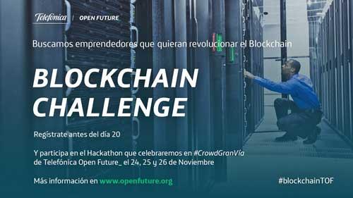 Los participantes en el hackathon deberán solucionar tres retos propuesto por Telefónica y otras entidades