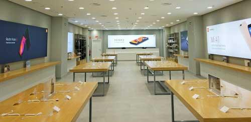 Las dos primeras Mi tiendas de Xiaomi están en los centros comerciales de La Vaguada y de Xanadú