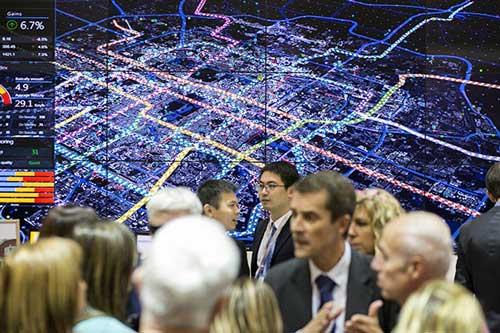 En el SCEWC de 2017 van a participar varias urbes que están entre las diez ciudades líderes en innovación disruptiva