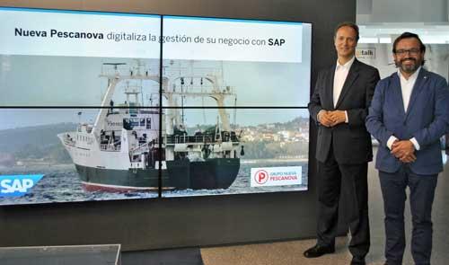 El Grupo Nueva Pescanova digitaliza la gestión de su negocio con SAP S/4 HANA
