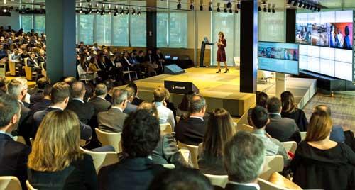 Pilar López ha querido compartir con sus partners las claves de la estrategia y prioridades de Microsoft para los próximos meses