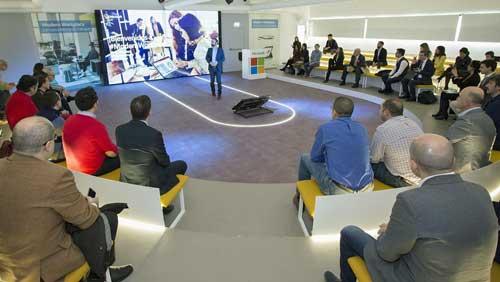 Inteligencia Artificial y la plataforma Microsoft 365 transforman la forma de trabajar