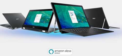 Amazon Alexa, disponible en ordenadores Acer
