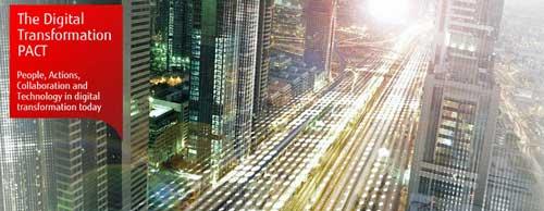 Fujitsu desvela en su informe PACT que el 50% de las empresas logra resultados positivos en sus proyectos de transformación digital
