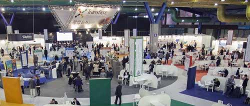 La edición de 2017 de Foro Transfiere ha tenido al networking como eje central