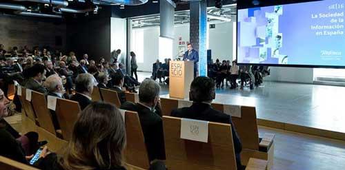El informe SiE 2016 de Fundación Telefónica confirma el avance de la digitalización