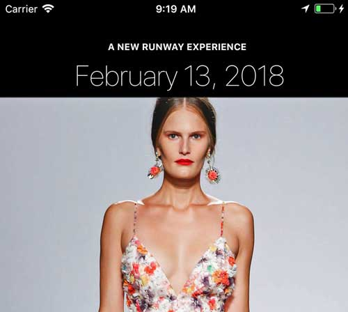 La tecnología de SAP, clave para obtener y aplicar información en tiempo real en la Semana de la Moda de Nueva York