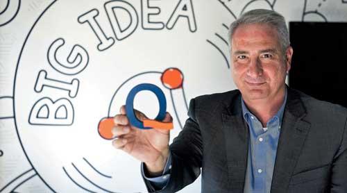 Juan Antonio Herrero, presidente y fundador de Quonext