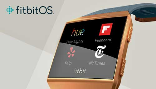 Fitbit lanza una actualización para Ionic con más aplicaciones y una experiencia inteligente