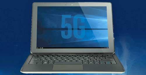 Intel colabora con Dell, HP, Lenovo y Microsoft para ofrecer conectividad 5G a los PCs