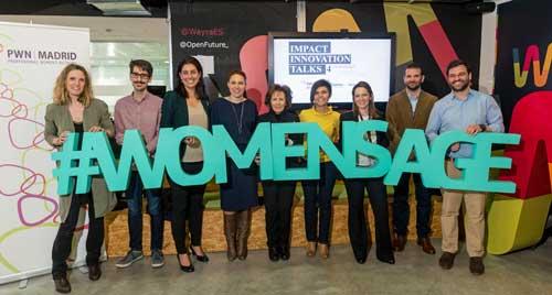 Innovation Talks anima a emprender a las mujeres y a atraer a Wayra los proyectos tecnológicos y startups más disruptivas