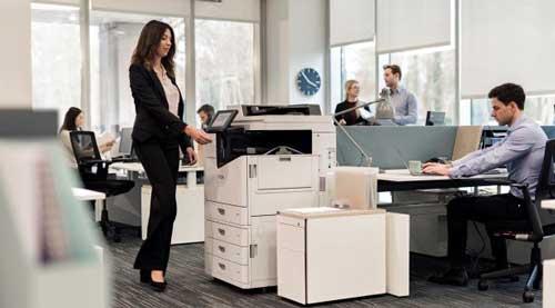 La alianza de Epson y Nuance reúne sistemas líderes y funciones de gestión de flujos de trabajo con impresoras multifunción y tecnologías de inyección de tinta