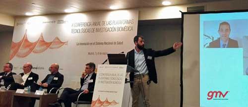 Harmony, FACET y HEXIN, proyectos que sitúan a GMV como referente de innovación en salud
