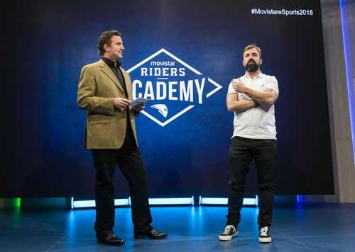 Telefónica crea Movistar Riders Academy para potenciar el talento de los eSports en España