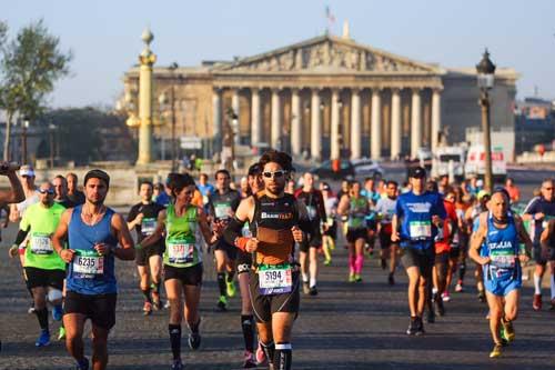 5.900 clientes, partners y empleados de Schneider participarán en la maratón de París
