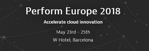 Dynatrace elige Barcelona para la edición europea de Perform 2018, su conferencia sobre el rendimiento de aplicaciones