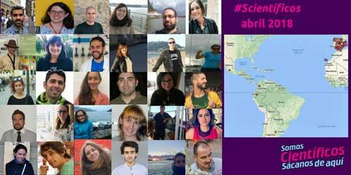 Concurso Somos Científicos: Madrid despunta en el 'Operación Triunfo' de la ciencia española