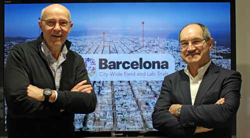 AMETIC y 5GBarcelona acuerdan impulsar la tecnología 5G en sectores estratégicos