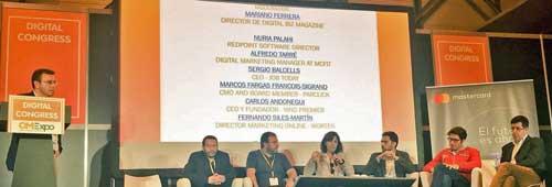 El debate organizado por Aggity en OMExpo ha tenido como protagonista la aplicación de las TIC al marketing