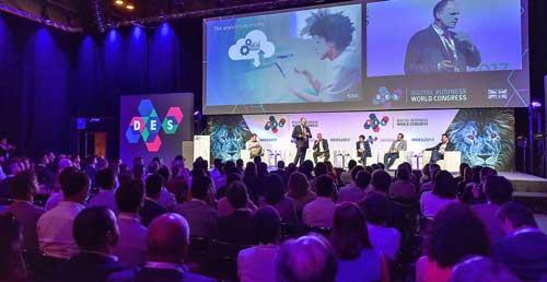 DES2018, el 'Davos' de la Economía Digital, abre sus puertas en Madrid