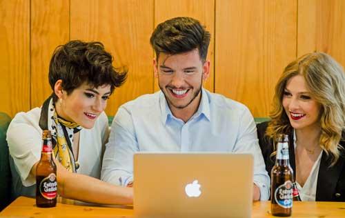 Estrella Galicia consolida su hoja de ruta digital y lanza el programa de emprendimiento The Hop
