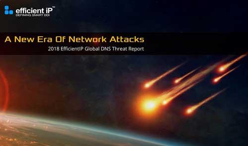 El 77% de las organizaciones europeas reconoce haber sufrido ataques DNS