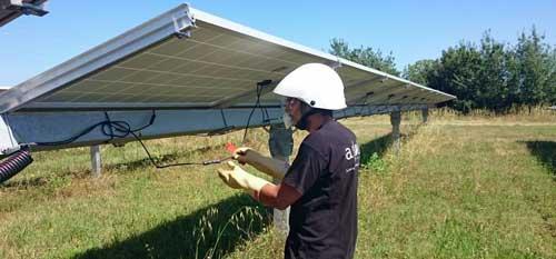 Matooma asegura la transferencia de datos de las centrales fotovoltaicas de Arkolia Energies