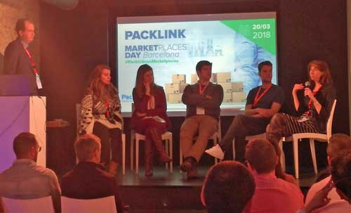 Packlink ha celebrado en Barcelona su segundo MarketPlaces Day