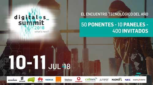 DigitalEs Summit: estudiantes y jóvenes emprendedores se reúnen con CEOs de las TIC