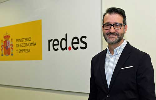 Red.es nombra a David Cierco director general y aprueba proyectos por valor de 30 millones