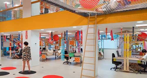 Utopicus abrirá un espacio de coworking en la Gran Vía de Madrid, insignia de la marca en España