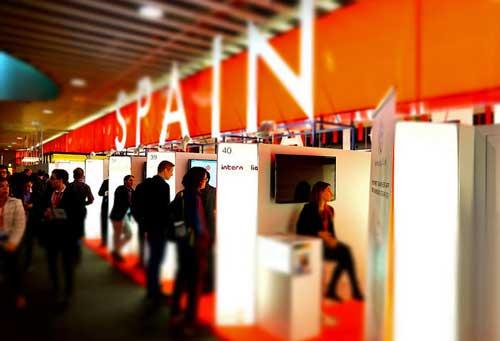 Cientos de empresas han participado en el Pabellón de España en el MWC o han formado parte de las misiones tecnológicas a Shanghái, San Francisco o Los Ángeles